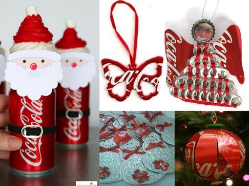 Taller Navidad Coca-cola
